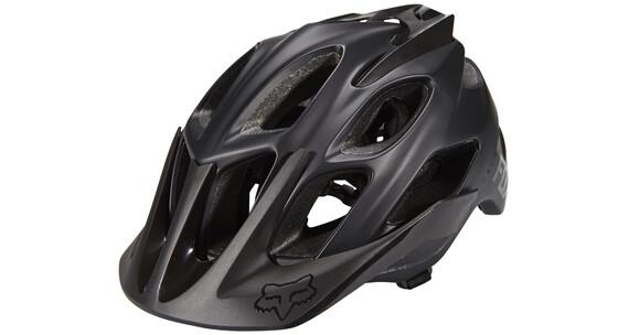Fox Flux Helmet Men Matte Black